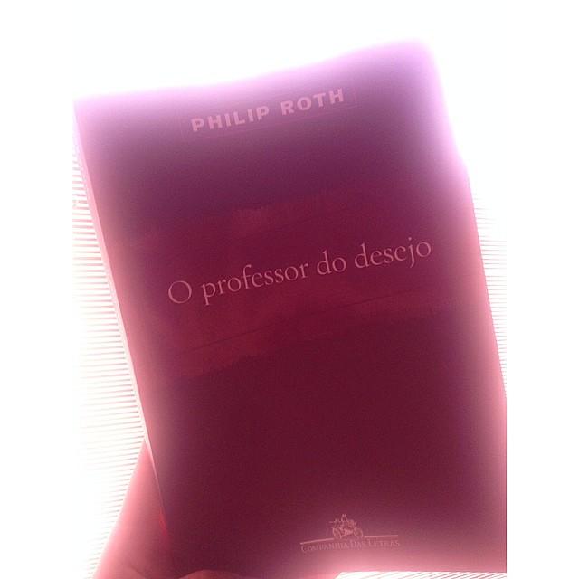 O professor do desejo Philip Roth